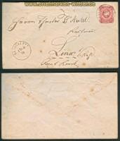 dt. Reich GSU U 10 Y BAUSCHLOTT 17.10.1876 (27331)