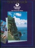 Dänemark Faröer Jahrbuch 1989 mit postfrischen Marken (27651)