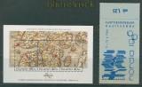 Island Mi # Block 12 postfrisch Nordia 1966 mit Eintrittskarte (27635)
