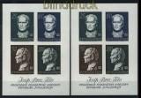 Jugoslawien 2 x Mi # Block 8 Tito postfrisch (28922)