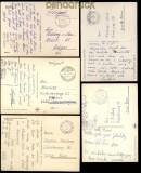 Schweiz 15 Feldpostbelege aus den Jahren 1969 bis 1995 (28928)