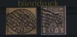 Kirchenstaat Mi # 4 und 6 gestempelt (28974)