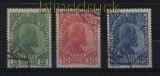 Liechtenstein Mi # 1/3 gestempelt (29010)