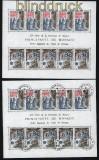 Monaco Block 19 postfrisch und gestempelt Europa 1982 (28986)