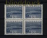 Österreich Mi # 541 postfrischer 4er-Block (29025)