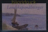 Aland Markenheftchen Mi # 11 postfrisch (29311)
