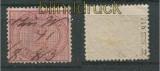 dt. Reich Mi #  37 b VI handschriftliche Entwertung geprüft Jäschke-l. BPP (27793)