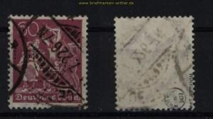 dt. Reich Mi # 184 gestempelt geprüft Infla Berlin (27826)