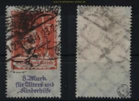 dt. Reich Mi # 234 gestempelt geprüft Infla Berlin (27834)
