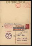 DDR GSK P 65 Frage und Antwortteil Erstflug Interflug Berlin - Kiew 5.6.1966 (29218)