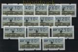 Berlin ATM 1997 Mi # 1 Versandstellensatz 1 postfrisch (29488)