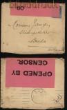 Großbritannien Auslands-Zensurbrief 1914 nach Holland (29434)