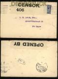 Großbritannien Auslands-Zensurbrief 1915 nach Holland (29435)