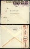 Dänemark Auslands-Zensurbrief Kopenhagen 1941 (29438)
