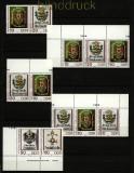 DDR Mi # 3306/09 Zusammendrucke WZd 819- SZd 388 postfrisch (29594)