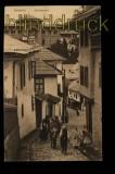 Sarajevo  sw-AK Strassenscene ungebraucht (a0908)