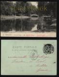 Bordeaux sw-AK Le Jardin Public 1904 (a1004)