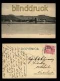 Pozdrav iz Trogira sw-AK Pogled s mora ca. 1915 (a0948)
