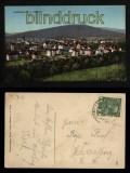 Marburg an der Drau farb-AK Maribor Totalansicht 1914 (a0953)