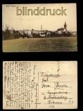 Dvur Králové Königinhof an der Elbe farb-AK Panorama 1920 (a0955)