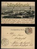 Gruss aus Brünn sw-AK Totalansicht 1899 (a0957)