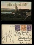 Plumenau farb-AK Schloss des Fürsten Liechtenstein 1915 (a0960)