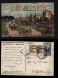Konstantinopel farb-AK die römische Stadtmauer 1917 (a0965)