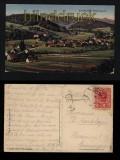 Gamlitz farb-AK Panoramaansicht 1920 (a0974)