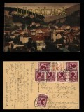 Feldkirch farb-AK mit Gurtisspitze 1928 (a0976)