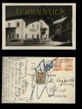 Buchau am Achensee sw-Foto-AK Gasthof zur Buchau 1929 Nachporto  (a0985)