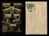 Braunau am Inn farb-AK 12 Ansichten 1910 (a0986)