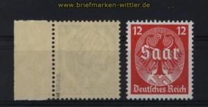 dt. Reich Mi # 544/45 Saarabstimmung postfrisch gepr. Schlegel BPP (29739)