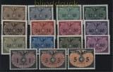 Generalgouvernement Dienst Mi # 1/15 postfrisch (29769)
