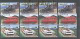 Faröer 4 x Mi # 735/35 Oldtimer Automobile postfrisch  (30057)
