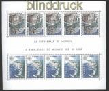 Monaco Mi # Block 12 Europa 1978 postfrisch (30271)