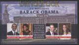 Gambia Barack Obama besucht Großbritannien 2011 postfrisch (29937)