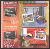 Frankreich Mi # 4876/95 Speisen der Regionen 2 postfrische Markenheftchen (30111)