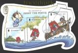Guernsey 19 x Mi # Block 51 Kinderbücher Comics postfrisch (30073)
