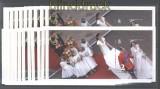Guernsey 21 x Mi # Block 55  Hochzeit Prinz William u. Catherine Middelton postfrisch (30075)