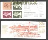 Großbritannien 2 x Markenheftchen Mi # 78 a postfrisch (30206)