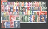 Saarland OPD 1958 bis 1959 komplett postfrisch (30350)