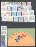 Estland postfrische Marken aus 1991 bis 1993 incl. GSU und Notausgabe Tallinn (30308)
