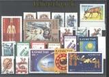 Kasachstan postfrische Marken aus 1992 und 1993 (30309)