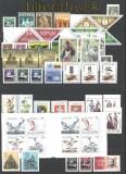 Litauen postfrische Marken aus 1991 bis 1993 Mi # 472 bis 525 ohne 513 +  522 (30313)