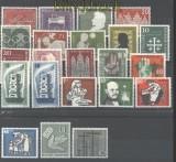 Bund 1956 kompletter postfrischer Jahrgang (30449)