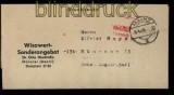 all. Besetzung Gebühr bezahlt Mainz 1949 Streifband (30628)