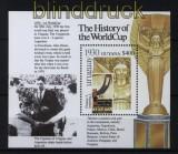 Guyana 2011 Geschichte der Fußball-WM postfrisch (30766)