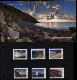 Guernsey Mi # 1374/79 Landschaften; Europa: Besuche postfrisch im Folder (30726)