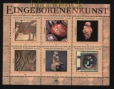 UNO Wien Mi # Block 18 Eingeborenenkunst postfrisch (30803)