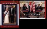 Gambia 2011 Block Barack Obama besucht Großbritannien 2 postfrische Blöcke (31085)